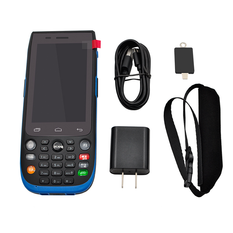 RFID NFC UHF Mobile Android Reader Handheld Code Reader Device