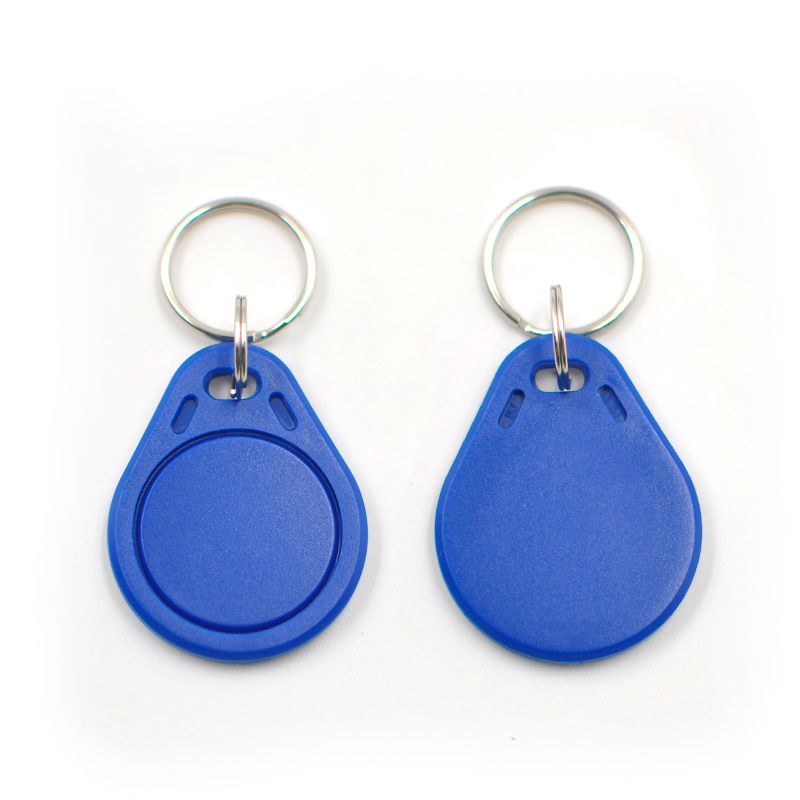 ABS03 RFID ABS Key Fob RFID Rewritable Key Card For access control