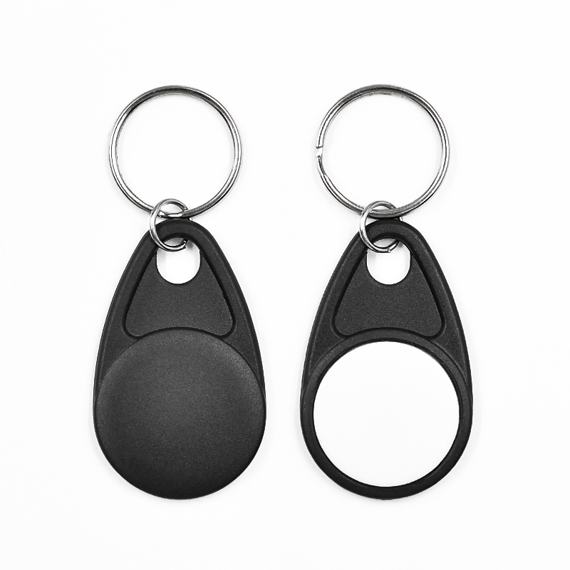 ABS27 RFID ABS Key Fob RFID Rewritable Key Tag For access control