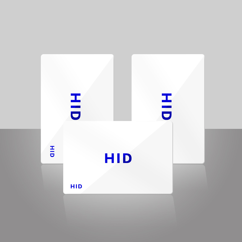 RFID HID Blank Cards White PVC Card  NFC Chip Card