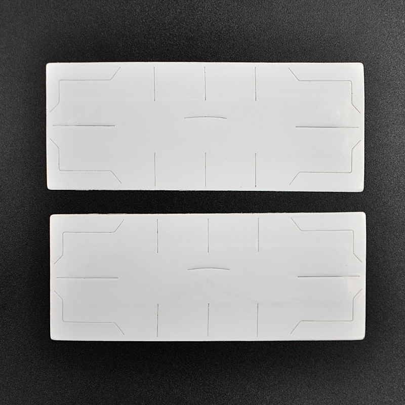 RFID UHF Wet Inlay Labels Anti-tear Adhesive Electronic Tags for Car windshield