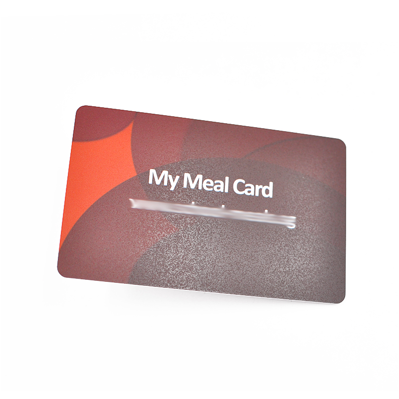 RFID IC Smart Card NFC Contactless Printed PVC Card for hotel access control