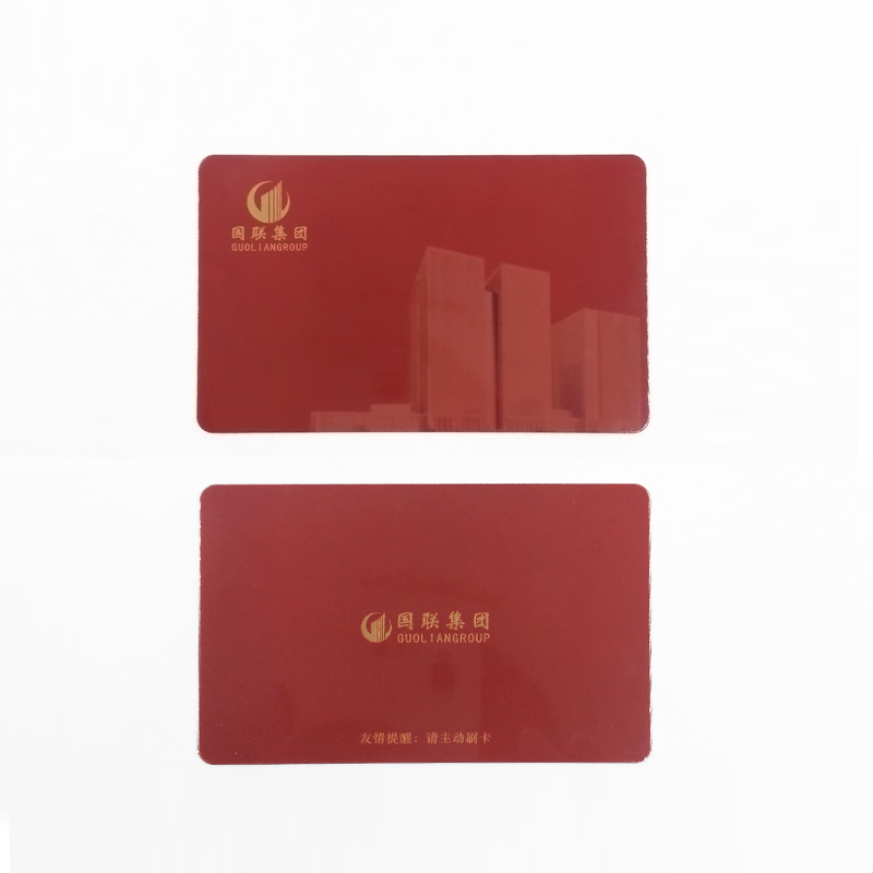 RFID PVC Smart Card NFC S50 S70 Contactless Printed Card Standard Card