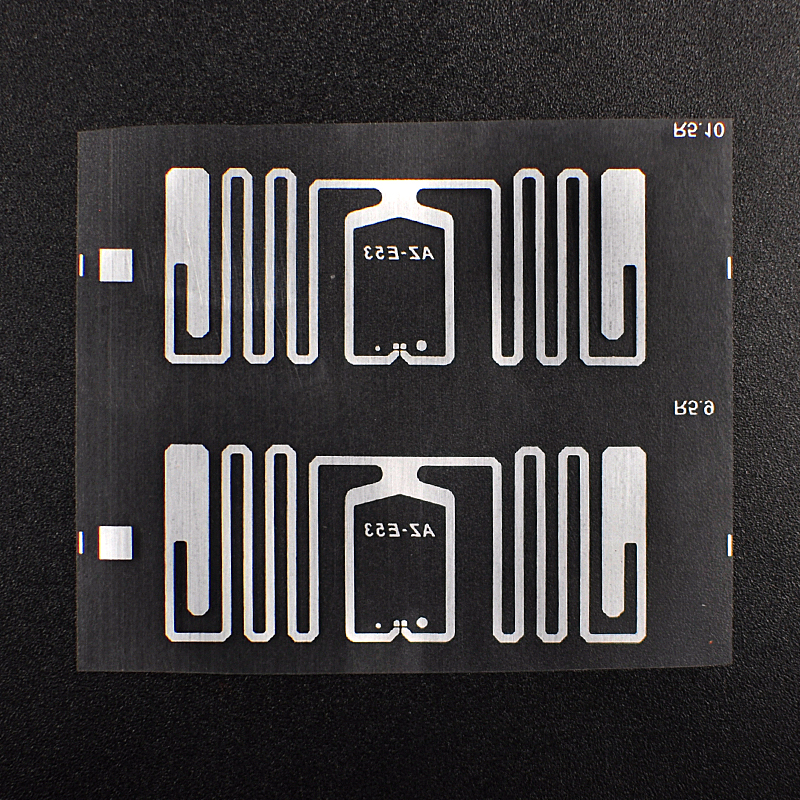 RFID UHF H3 Dry Inlay Tags Electronic Labels Membership VIP Card